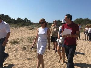 Министърът на туризма Николина Ангелкова обяви начало на Годишните награди
