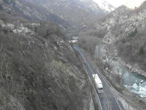 """Регионалното министерство публикува пет варианта на магистрала """"Струма"""" при Кресна"""
