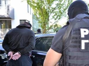 Служители на ГДБОП, съвместно със следователи от отдел