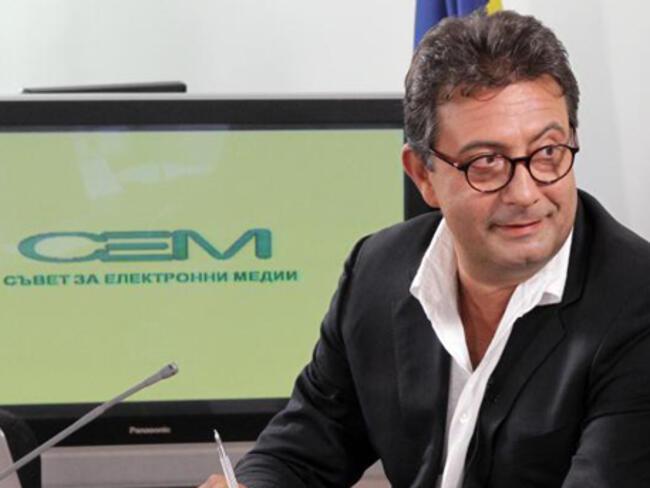 Очаква се оставката на шефа на БНТ Константин Каменаров