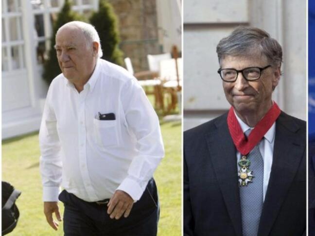 81-годишен испанец е най-богатият човек на планетата