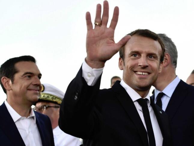 "Макрон атакува страните, които ""ограбват"" еврофондовете"