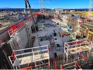 Алексей Лихачов посети площадката на изграждащия се международен термоядрен реактор ИТЕР във Франция