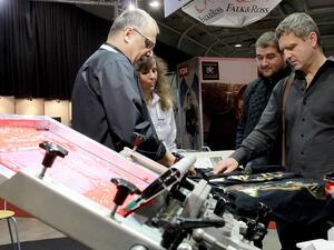 Изложение Дигиталният печат в в текстилната индустрия на COPI'S