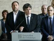 Испанското правителство блокира средствата на Каталуния