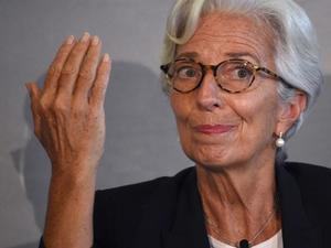 Лагард: МВФ може да стане координатор на глобалното регулиране на пазара на криптовалути