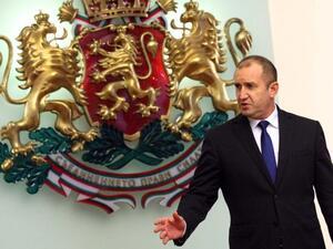 Румен Радев ще бъде на посещение във Великобритания по покана на Н.В. кралица Елизабет II