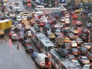 6-те града в Европа с най-ужасен трафик
