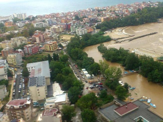 AON: Природните бедствия в света през април причиниха щети за милиарди