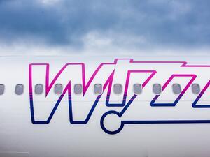 Нискотарифната Wizz Air е превозила 30 млн. пътници за година