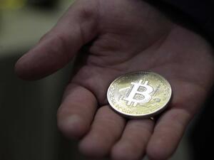 Биткойнът поевтиня с 10.05%, другите криптовалути също се насочват надолу
