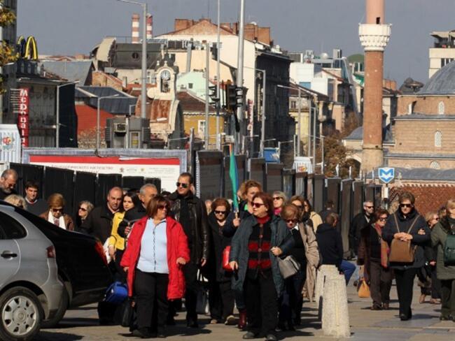 България отчита 7,3% ръст на чуждестранните туристи за периода януари-ноември 2017 г.
