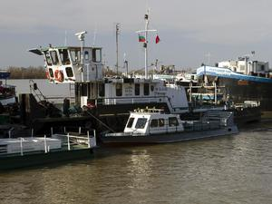 3 кораба заседнаха в река Дунав