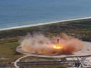 SpaceX изстреля секретен американски спътник