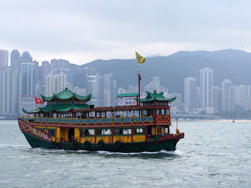 Най-скъпите офиси в света са в Хонконг